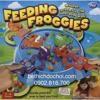 Hộp đồ chơi ếch ăn kẹo