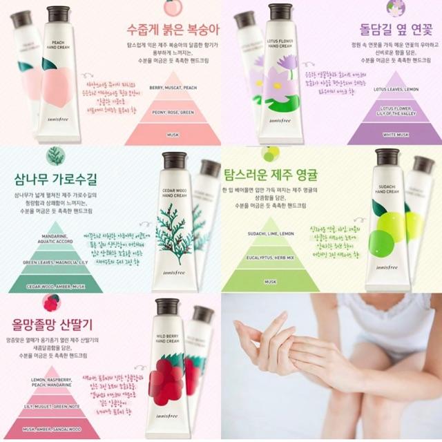 Kem dưỡng tay Innisfree Jeju Perfumed Hand Cream - 2536863 , 372793796 , 322_372793796 , 60000 , Kem-duong-tay-Innisfree-Jeju-Perfumed-Hand-Cream-322_372793796 , shopee.vn , Kem dưỡng tay Innisfree Jeju Perfumed Hand Cream