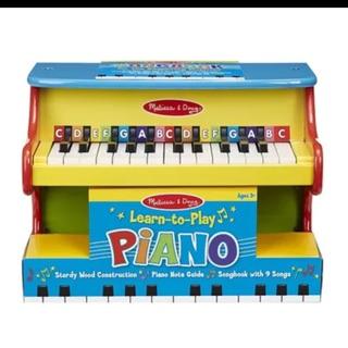 Đàn piano Melissa & Doug Learn-To-Play