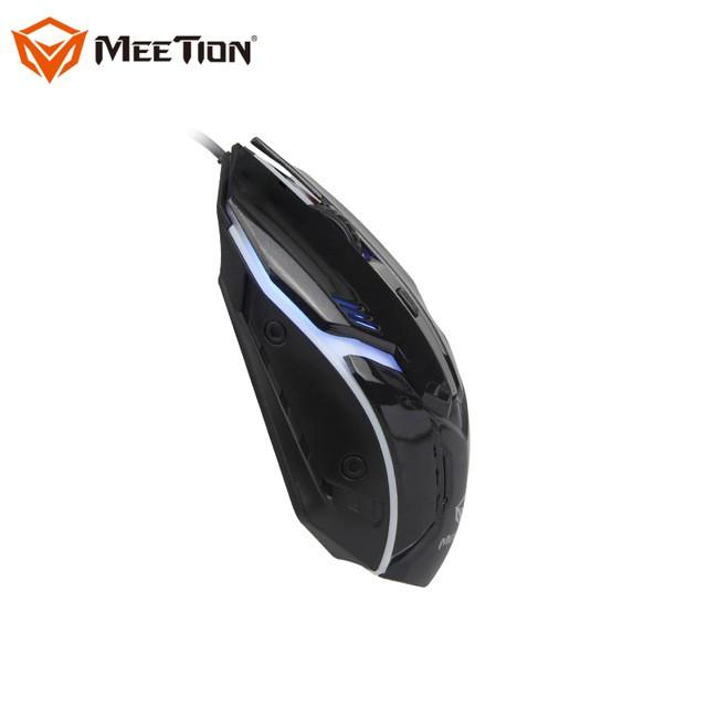Chuột chuyên Game (Gaming) có dây cao cấp Meetion M371 - Chuột máy tính hàng chính hãng, bảo hành 12 tháng