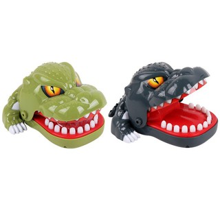 BOBORA Novelty whole toy desktop game bite hand toy bite dinosaurs