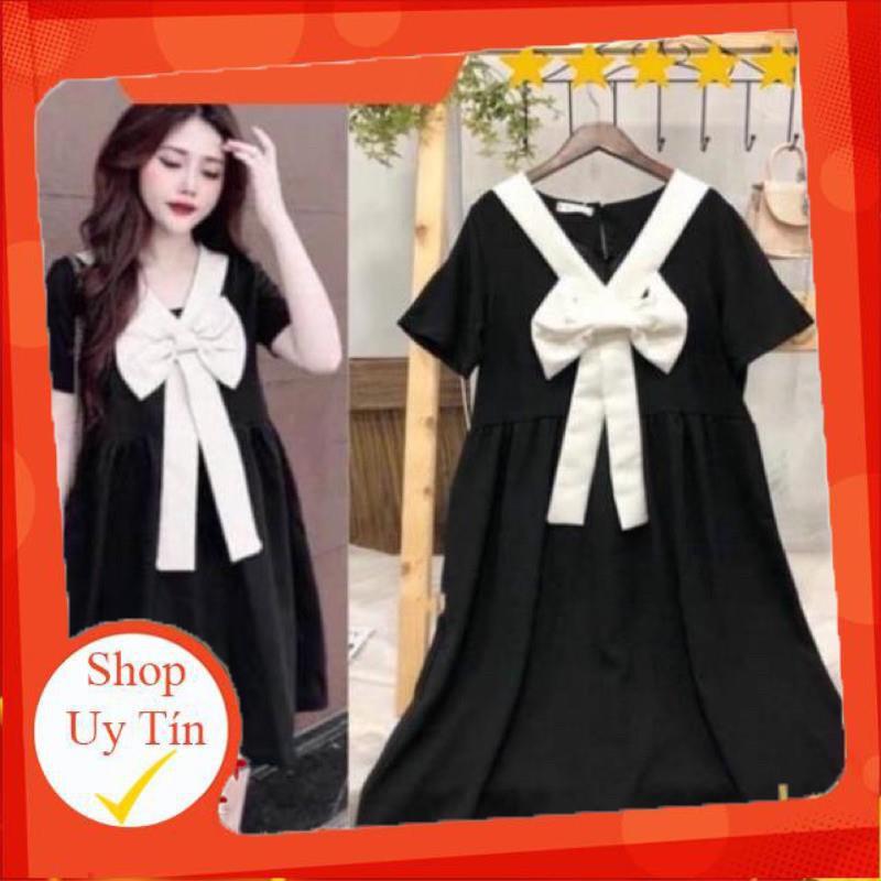 Mặc gì đẹp: Dễ chịu với [Siêu sale]Váy bầu đầm bầu cao cấp☘️chất lụa Hàn mát mềm mịn💕thiết kế sang chảnh🌸mặc đi làm đi chơi đều đc☘️free size