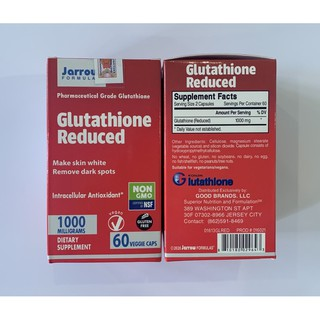 Viên uống hỗ trợ trắng da-Glutathione 1000mg thumbnail