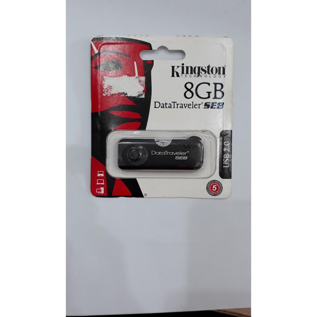 USB 8GB KINGSTON DT SE8-CHÍNH HÃNG