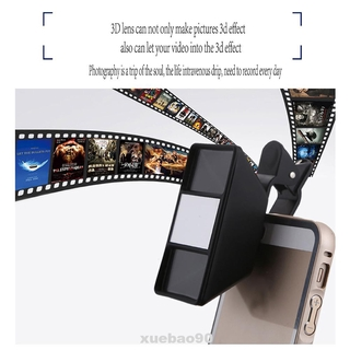 ABS Accessories Black Clip-on Mini Universal Mobile Phone Lens