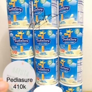 [ Ship air- có bill] Sữa pediasure mỹ grow & gain 400g