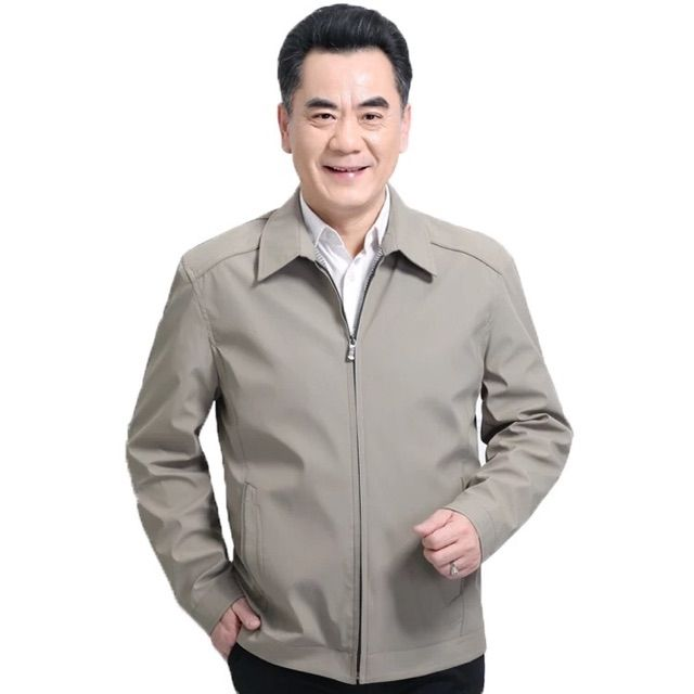Áo khoác nhẹ cho trung niên