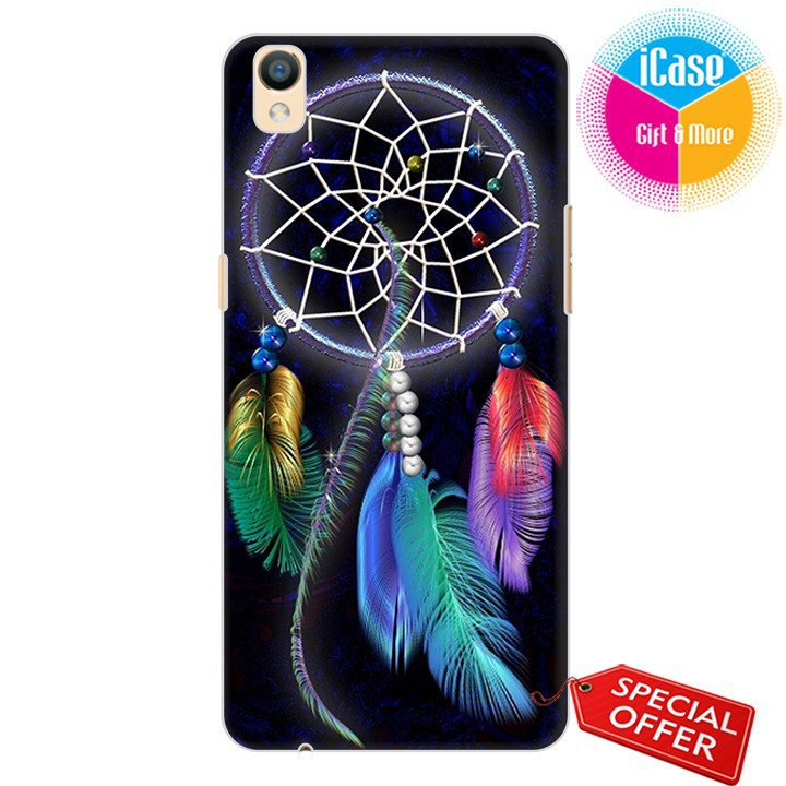 Ốp lưng Oppo F1 Plus - nhựa dẻo Silicone in hình Dreamcatcher (The heirs)
