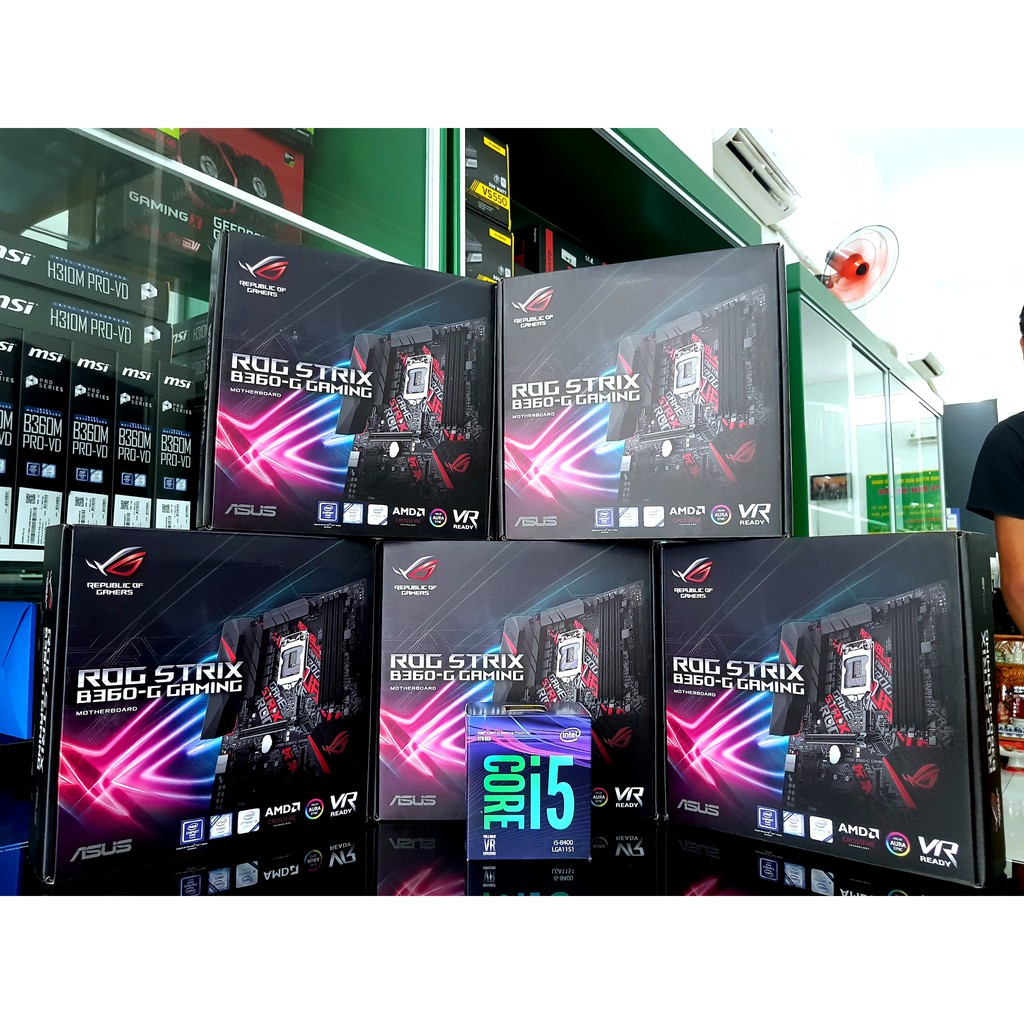 Mainboard ASUS ROG STRIX B360 - G GAMING