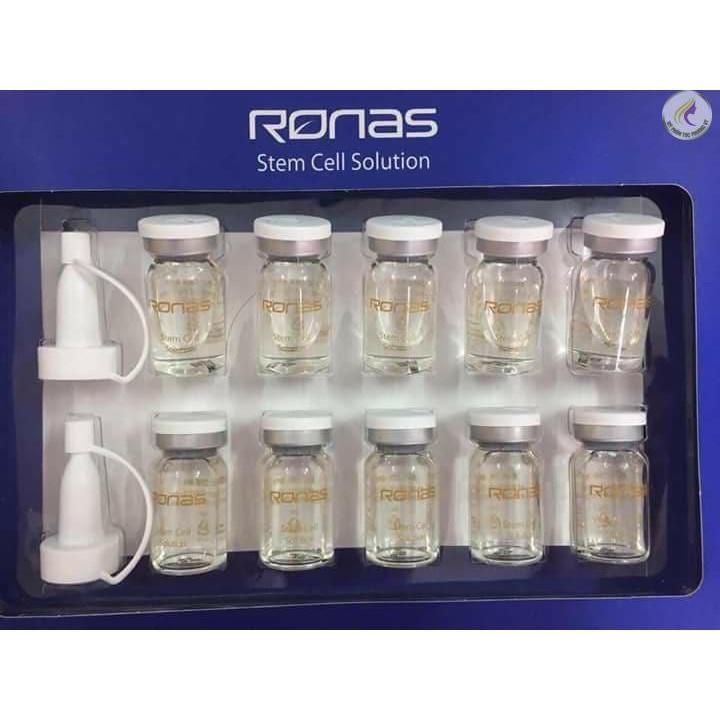 Tế bào gốc Ronas Stem Cell Solution( Hộp 10 lọ)