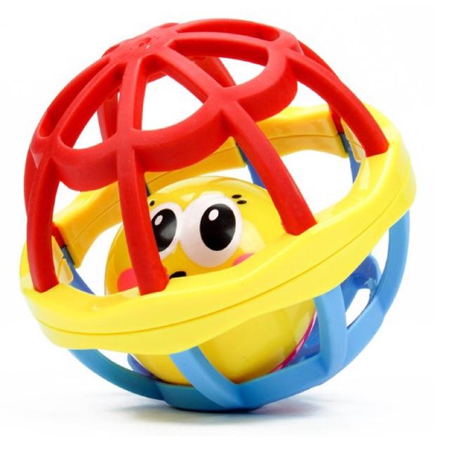 Đồ chơi bóng lục lạc nhựa mền dẻo an toàn cho bé - 10033936 , 974816901 , 322_974816901 , 78000 , Do-choi-bong-luc-lac-nhua-men-deo-an-toan-cho-be-322_974816901 , shopee.vn , Đồ chơi bóng lục lạc nhựa mền dẻo an toàn cho bé