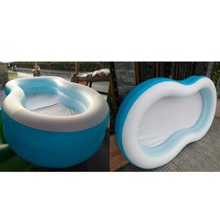 Bể Bơi Phao Bestway 262x 157x 46cm -54117