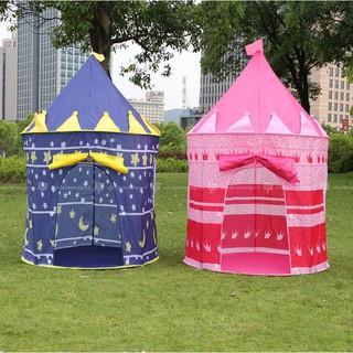 [GIÁ HỦY DIỆT] Lều công chúa hoàng tử cho trẻ em, nhiều màu cho bé lựa chọn, loại to đẹp có thể chơi 2-3 bé cùng lúc