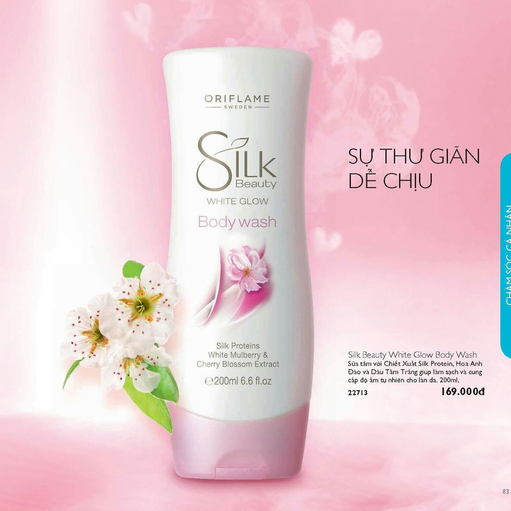 COMBO 3 CHAI SỮA TẮM TRẮNG DA Silk Beauty White Glow Body Wash - 3334014 , 1067156715 , 322_1067156715 , 539000 , COMBO-3-CHAI-SUA-TAM-TRANG-DA-Silk-Beauty-White-Glow-Body-Wash-322_1067156715 , shopee.vn , COMBO 3 CHAI SỮA TẮM TRẮNG DA Silk Beauty White Glow Body Wash