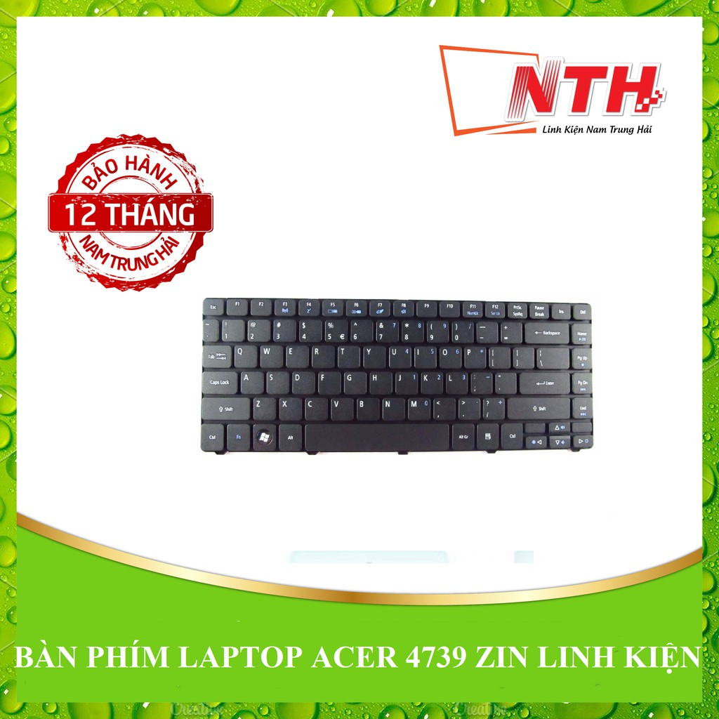 Bn Phm Laptop Acer 4733 4736 4738 4740 4741 3810 Shopee Vit Nam Keyboard