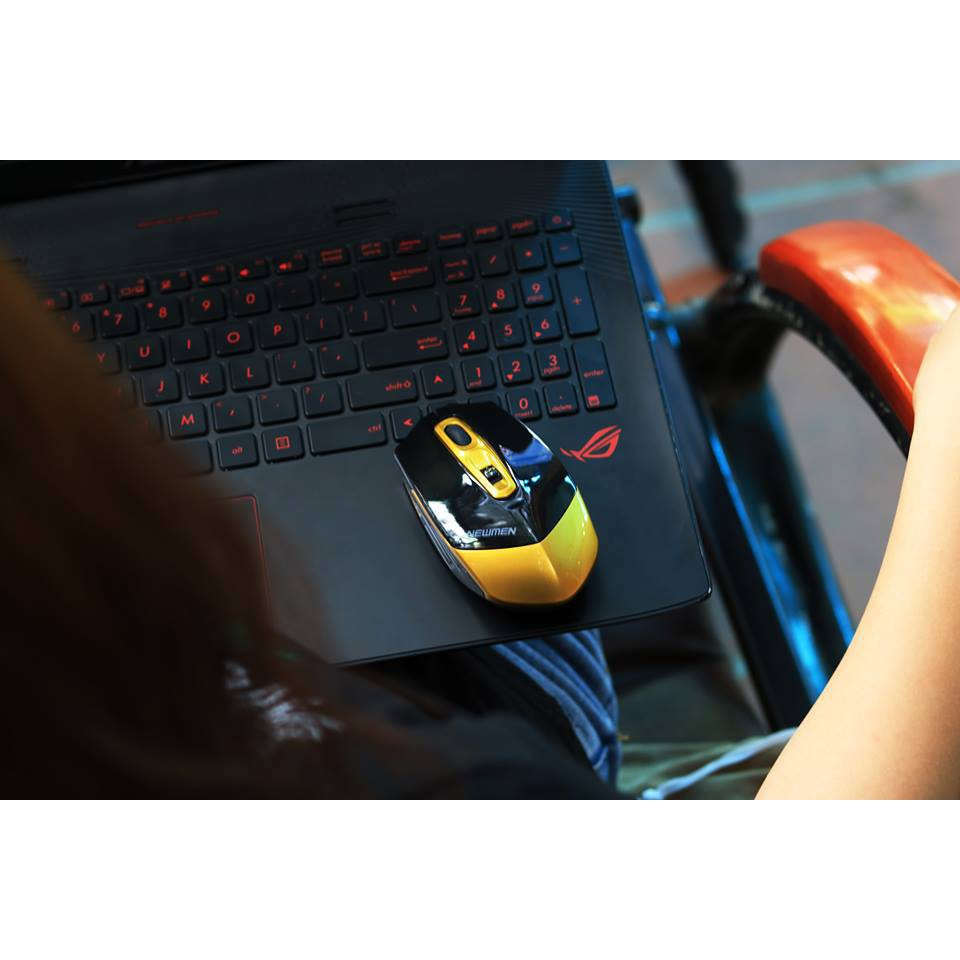 Chuột máy tính Newmen F600