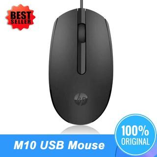 Chuột chơi game có dây HP M10 1000 DPI thiết kế cao cấp USB thumbnail