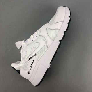 Giày chạy bộ Nike Atsuma chính hãng Giày nam lưới tự động Giày thể thao nam Giày trắng 39-45