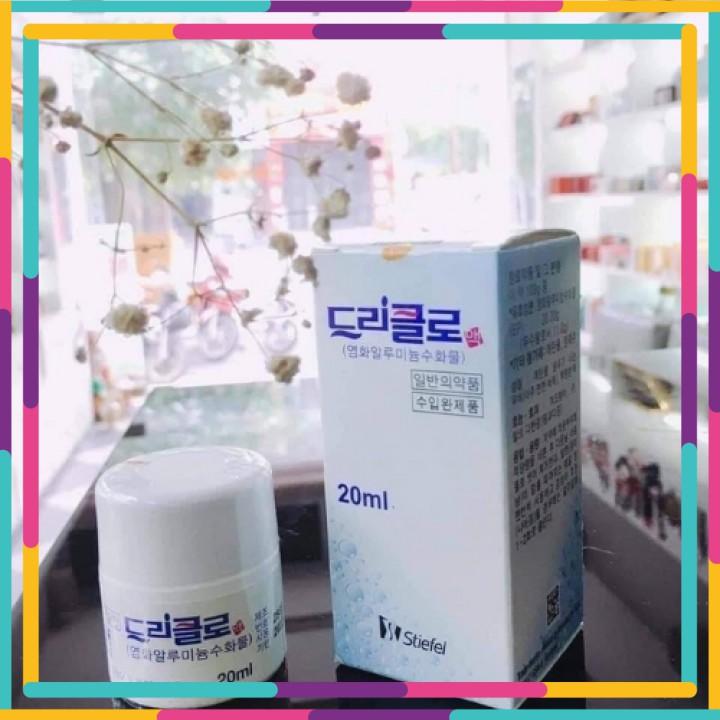 Lăn Nách Đá Khoáng 20ml  - Khử Mùi Hôi Lách - Hôi Chân Cực Hiệu Qủa Của Hàn Quốc [ Auth 100% ]