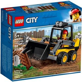 LEGO City 60219 – Xe Ủi Công Trường (LEGO 60219 Construction Loader)