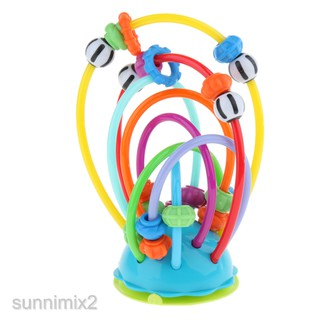 Plastic Baby Toddler Toys Circle Bead Maze for Kids Boys Girls