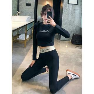 """Quần legging len tăm cạp cao gen bụng phong cách Hàn Quốc giá chỉ còn <strong class=""""price"""">3.900.000.000đ</strong>"""