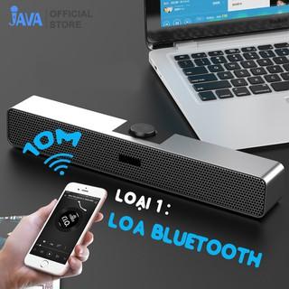 [Bass Cực Mạnh] Loa Vi Tính PC Bluetooth có Dây 3.5mm - Bass Hay - Nhỏ Gọn
