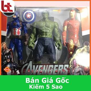 [GIÁ RẺ VÔ ĐỊCH] Đồ chơi trẻ em – các anh hùng avengers marvel