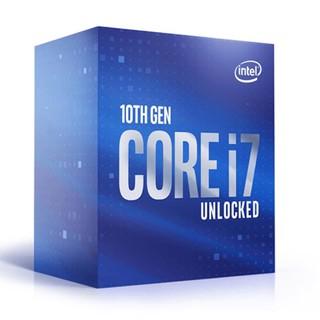 bộ vi sử lý Intel Core i7 10700 (Up to 4.8Ghz/ 16Mb cache) Comet Lake intel 10th
