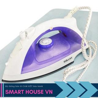 Bàn là hơi nước Sokany | Smart House