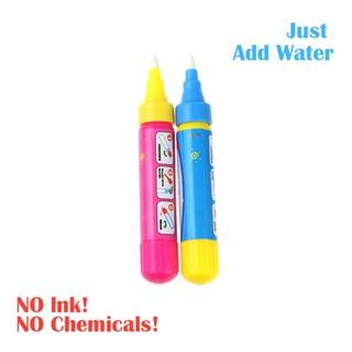 Bút nước dạ quang dùng cho bé tập vẽ tiện lợi thumbnail