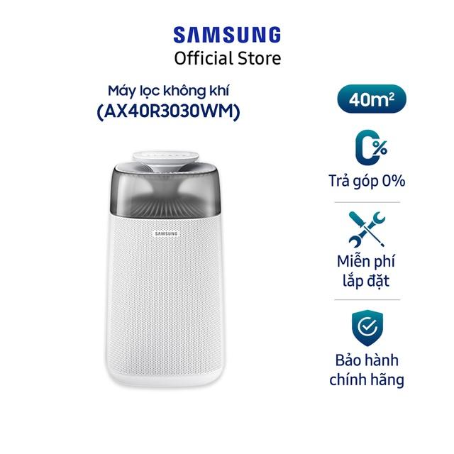 Máy lọc không khí Samsung AX40R3030WM/SV