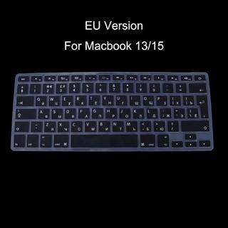 Bọc Silicone cho bàn phím Apple Macbook Air Pro 13 15 thumbnail
