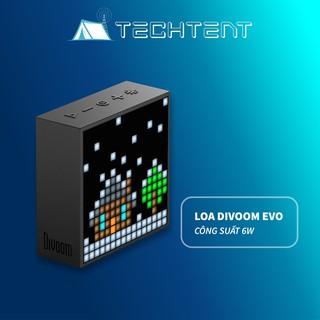 [Mã ELMSBC giảm 8% đơn 300k] Loa Bluetooth Divoom Evo 6W - Phân Phối Chính Hãng - Bảo Hành 3 Tháng