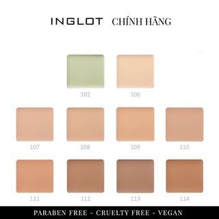 Lõi kem che khuyết điểm đậm đặc Inglot Face Freedom System Camouflage Concealer (2.5g) thumbnail