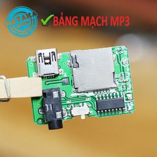Bảng mạch máy nghe nhạc mp3 mạch giải mã âm thanh thumbnail
