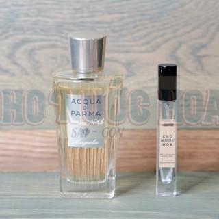 Nước hoa dùng thử Acqua Di Parma Acqua Nobile Magnolia