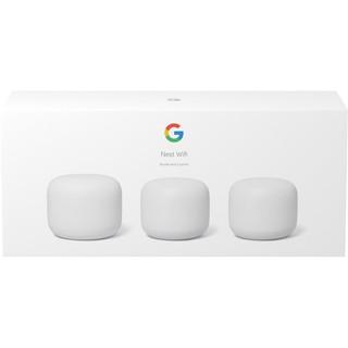Thiết bị mạng thế hệ mới Google Nest Wifi (Router + 2 points)