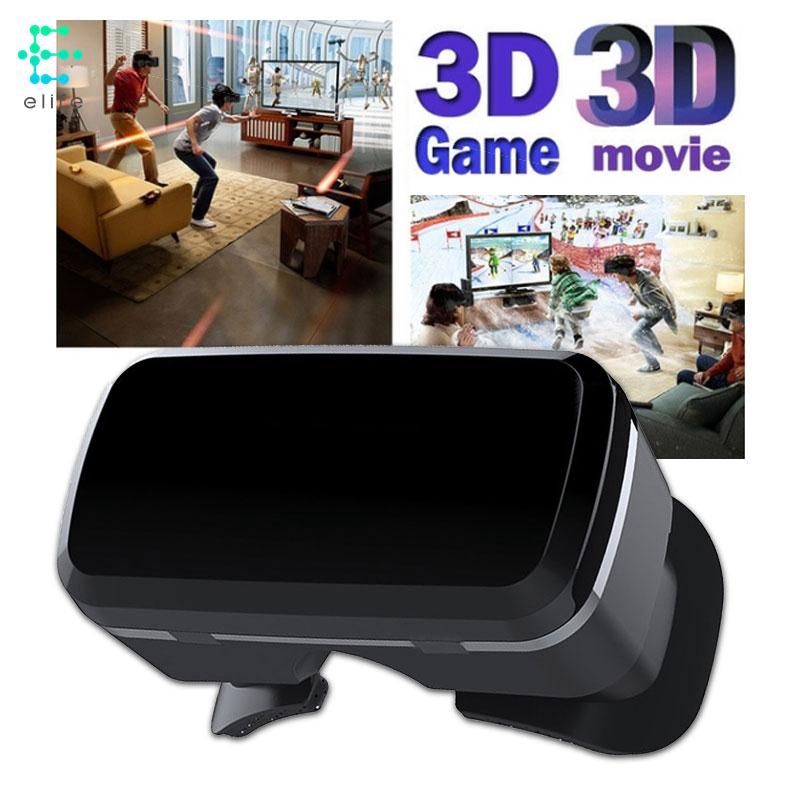 HA Head-Mounted 3D VR Glasses Virtual Reality Glasses Focus Adjustment Portable