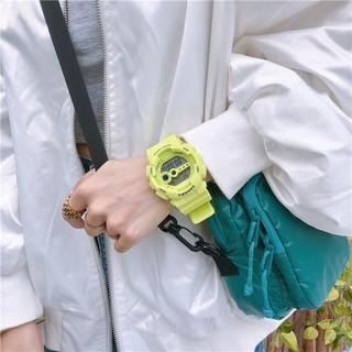 [ Giá sỉ ] Đồng hồ thể thao nam nữ SHHORS dây nhựa STh447