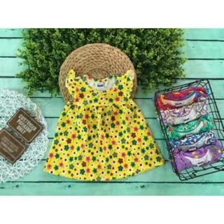 Đầm cotton cánh tiên