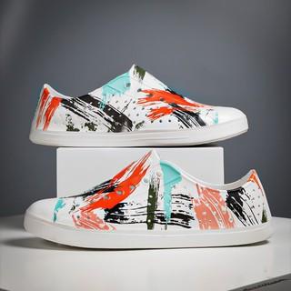 Giày nhựa WNC NATlVE đi mưa, đi biển, du lịch - Giày nam nữ có nhiều màu đẹp thumbnail