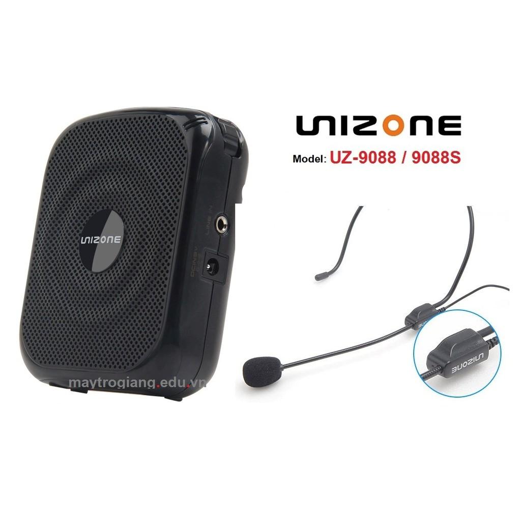 Máy trợ giảng Unizone 9088S (Đen)
