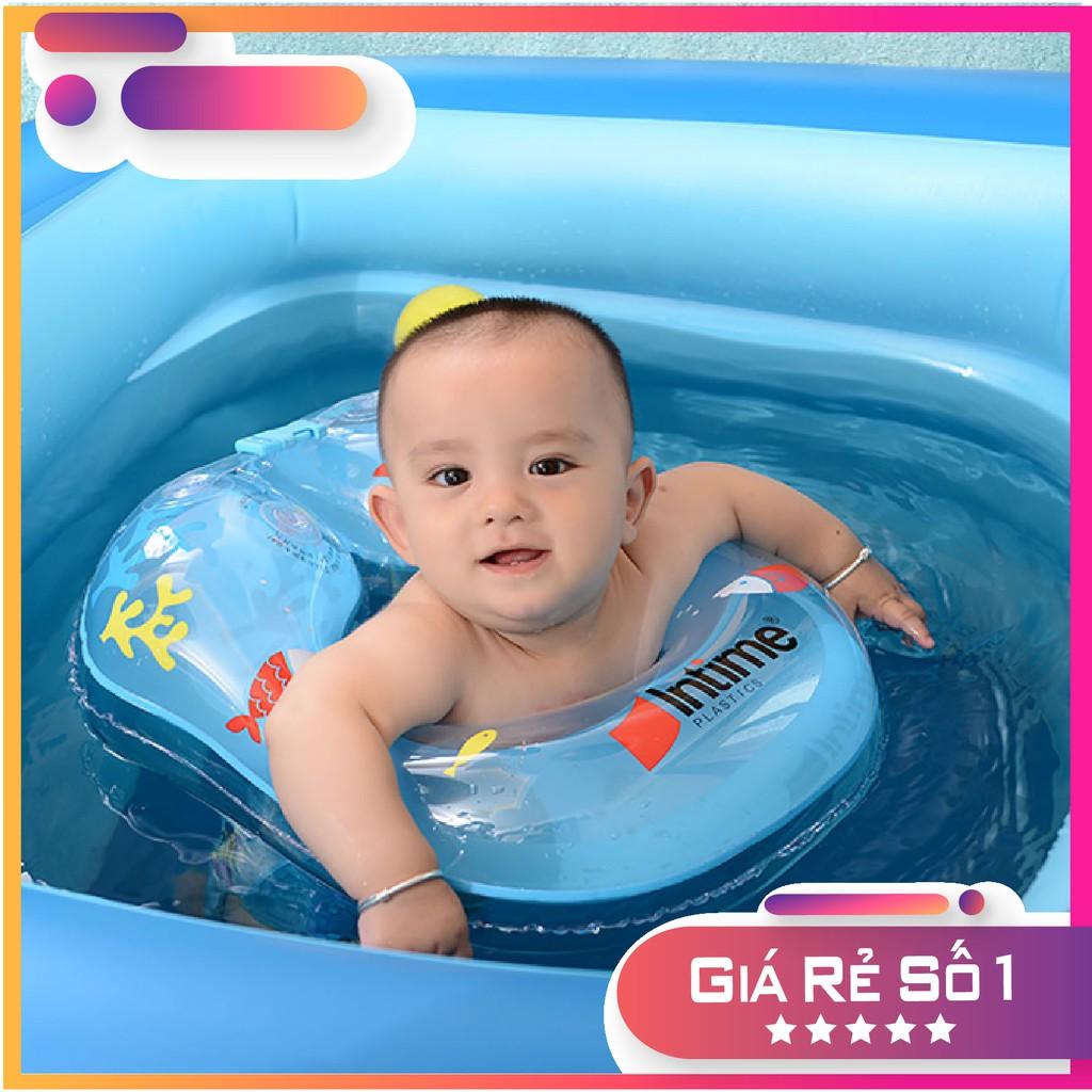 Phao tập bơi kẹp nách cho bé Intime