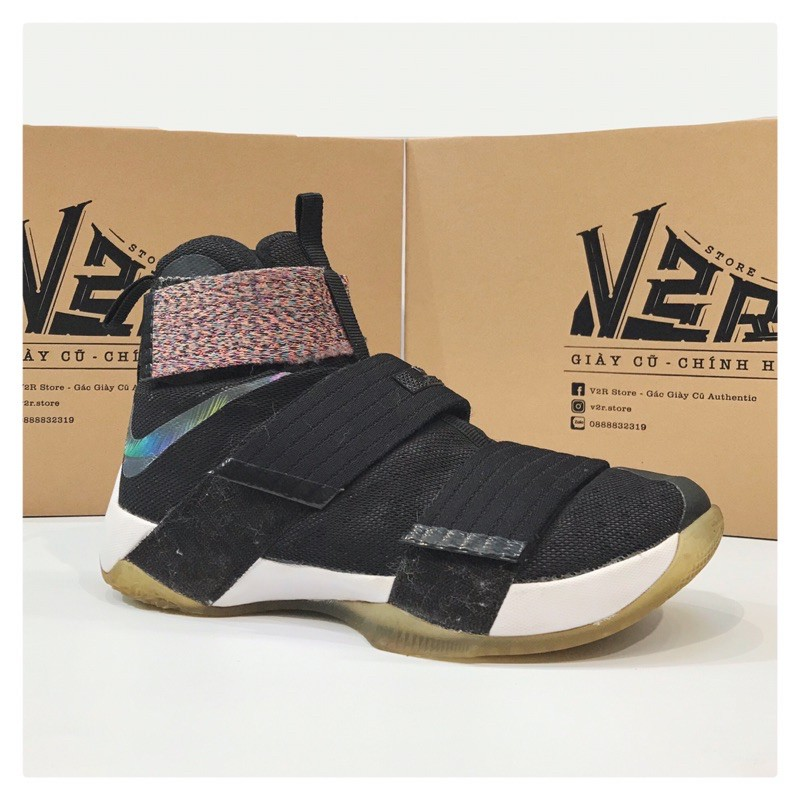 40 - GIÀY THỂ THAO N.LEBRON.ZOOM SOLDIER 10