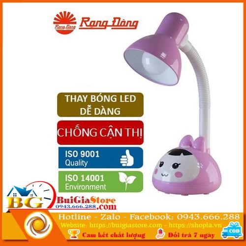 Đèn bàn LED Rạng Đông bảo vệ thị lực RD-RL-27.LED