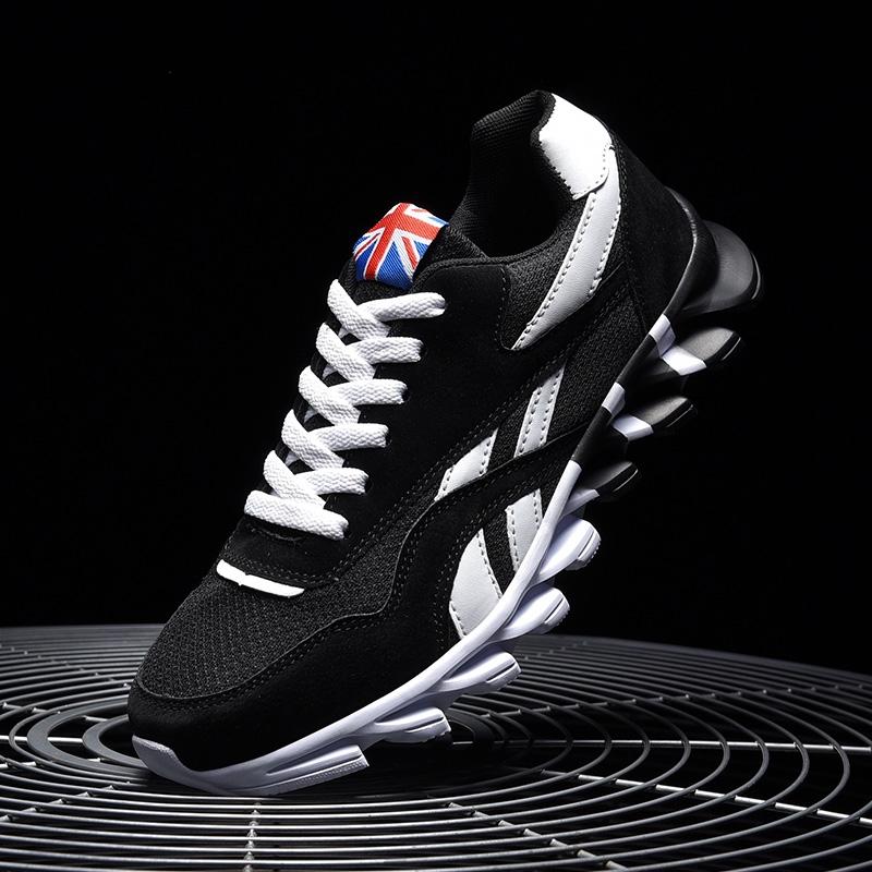 ใหม่ รองเท้ากีฬา  รองเท้าลำลอง ต่ำที่จะช่วยให้ รองเท้าผู้ชายรองเท้าเดินทางกลางแจ้ง รองเท้าอินเทรนด์  แฟชั่นอินเทรนด์