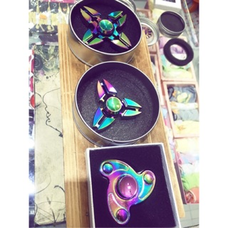 Spinner Rainbow ( cầu vồng )các loại !