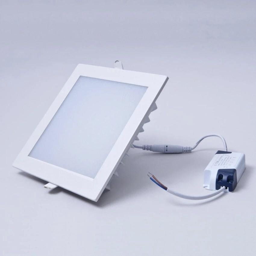 [COMBO 10] Đèn âm trần 6w siêu sáng (khoét lỗ 105mm)