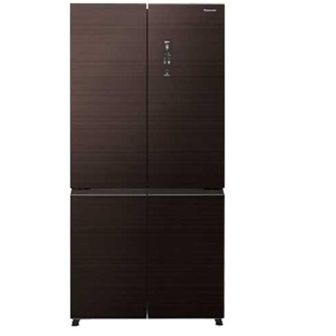 NR-W631VC-T2  - MIỄN PHÍ CÔNG LẮP ĐẶT- Tủ lạnh Panasonic 4 cánh 628 lít NR-W631VC-T2